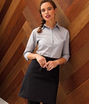 Dámská košile s 3 4 rukávem Premier workwear PR305 e48b78a60b