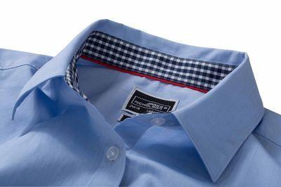 Pánská košile s dlouhým rukávem James   Nicholson JN619  85cb18dd4d