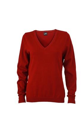 fd833faaa58 Dámský svetr s dlouhým rukávem James   Nicholson JN658
